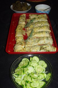 HERB VEGETARIAN CREPES 2