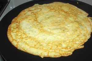 HERB VEGETARIAN CREPES 3