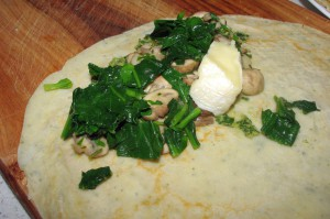 HERB VEGETARIAN CREPES 7