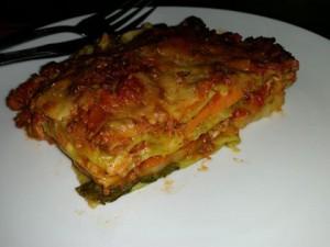 Lasagne substitute 1