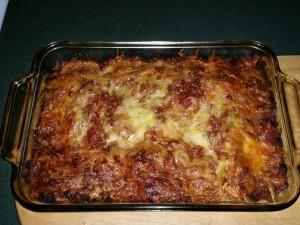 Lasagne substitute 2