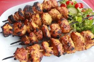 chicken kabab 1