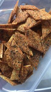 chips zucchini