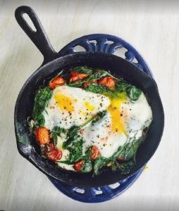 egg and veg