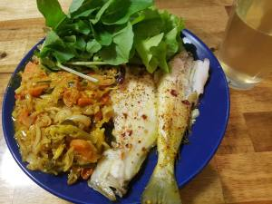 fish salad 1