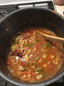 soup chunky