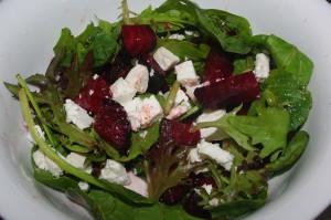 three salads 2