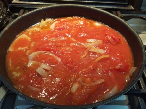 tomato and onion source