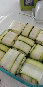 zucchini racioli