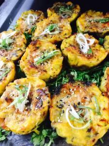 cauliflower muffins
