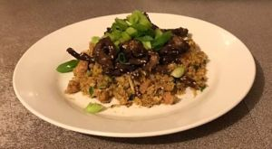 cauliflower rice 1