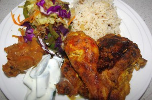 Tandoori chicken 1