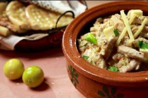 Chicken White Handi 2