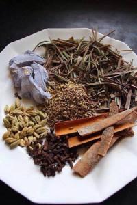 MASALA TEA POWDER WITH LEMON GRASSS 2